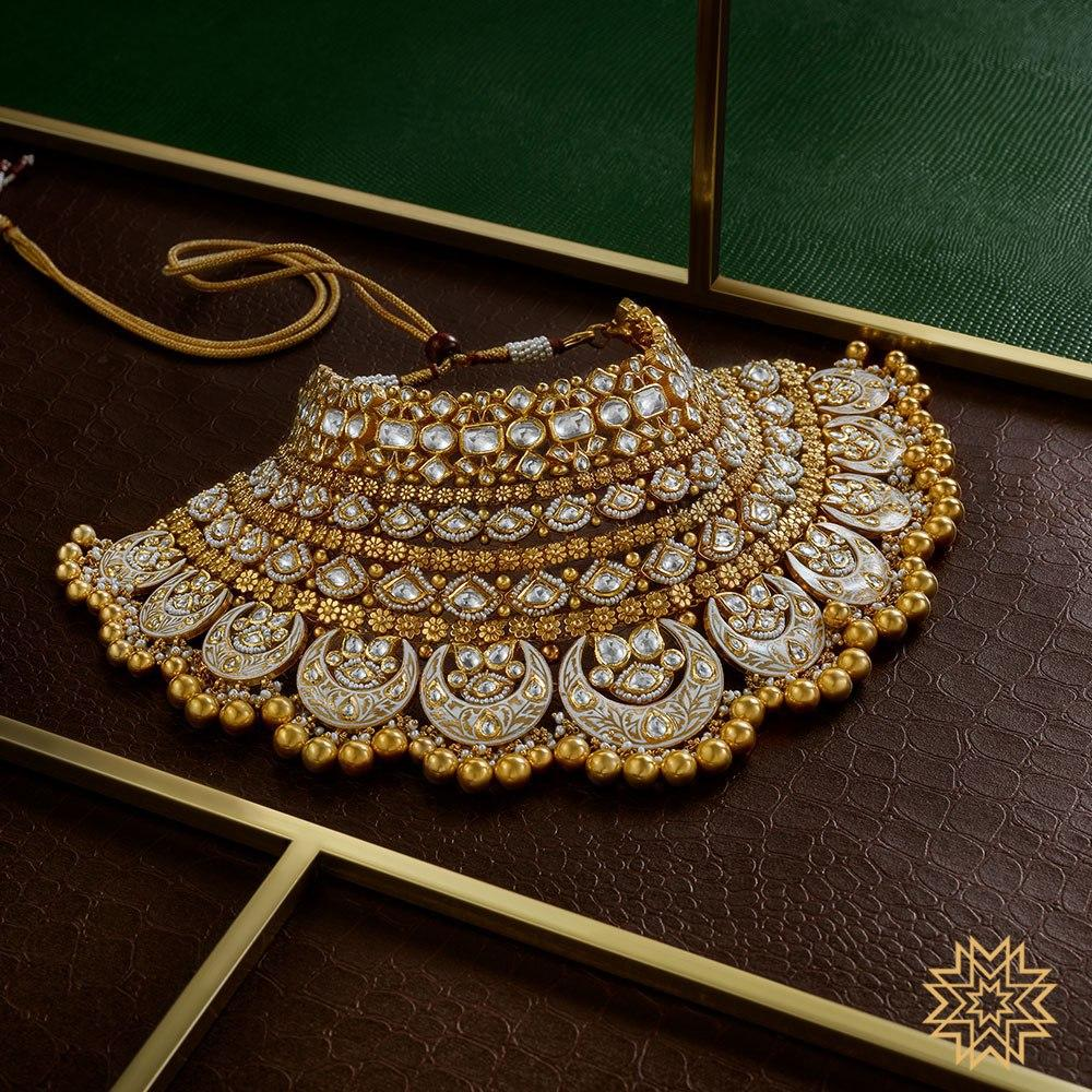 Manubhai Real Diamond Bangle