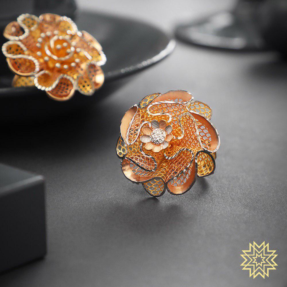 Manubhai Gold Ring