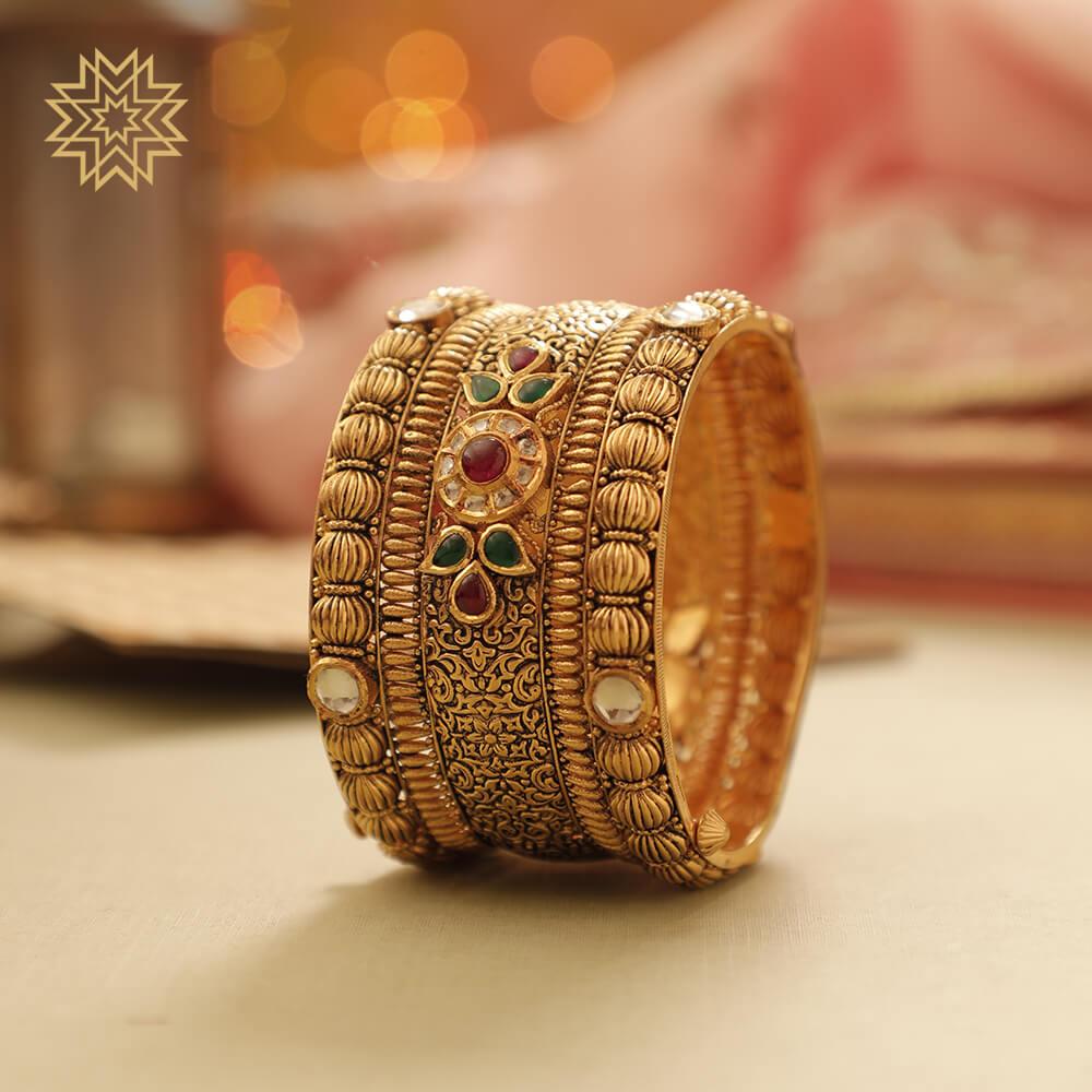 Manubhai Antique Bangle