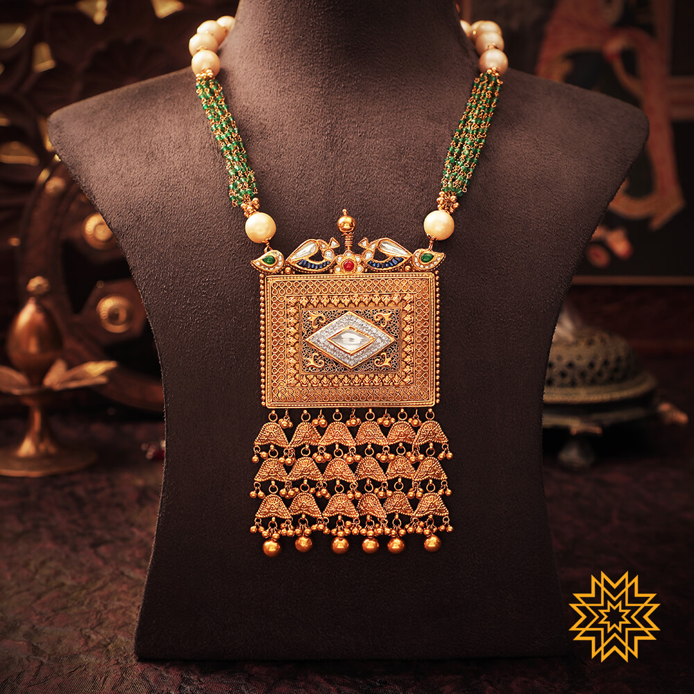 Manubhai Jewellers Collection |Shop Bangles, Chain, Necklace