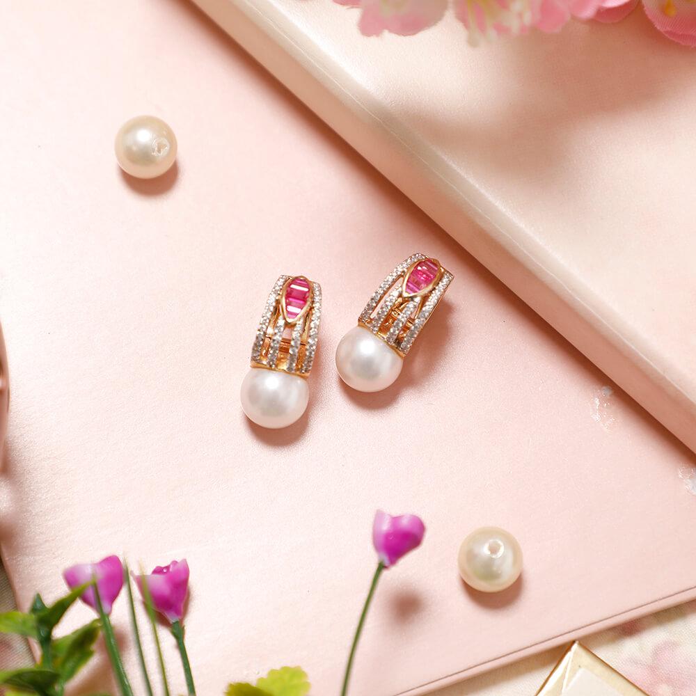 Diamond's dazzle & pearl's passion!