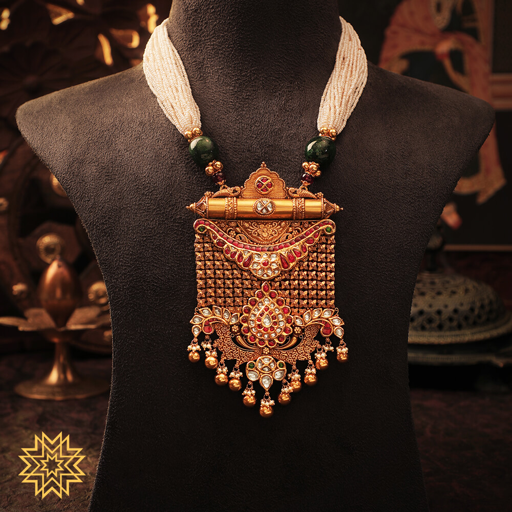 Inspired by the Havelis of Rajasthan <3