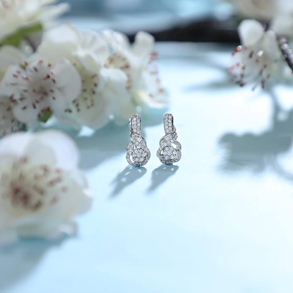 Li'l diamonds knots! 💎💎