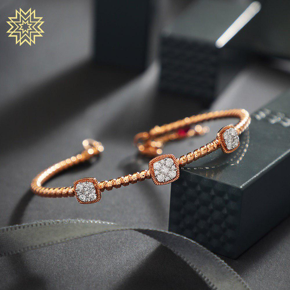A shine of brilliance studded with excellence to elaborate her natural radiance.
