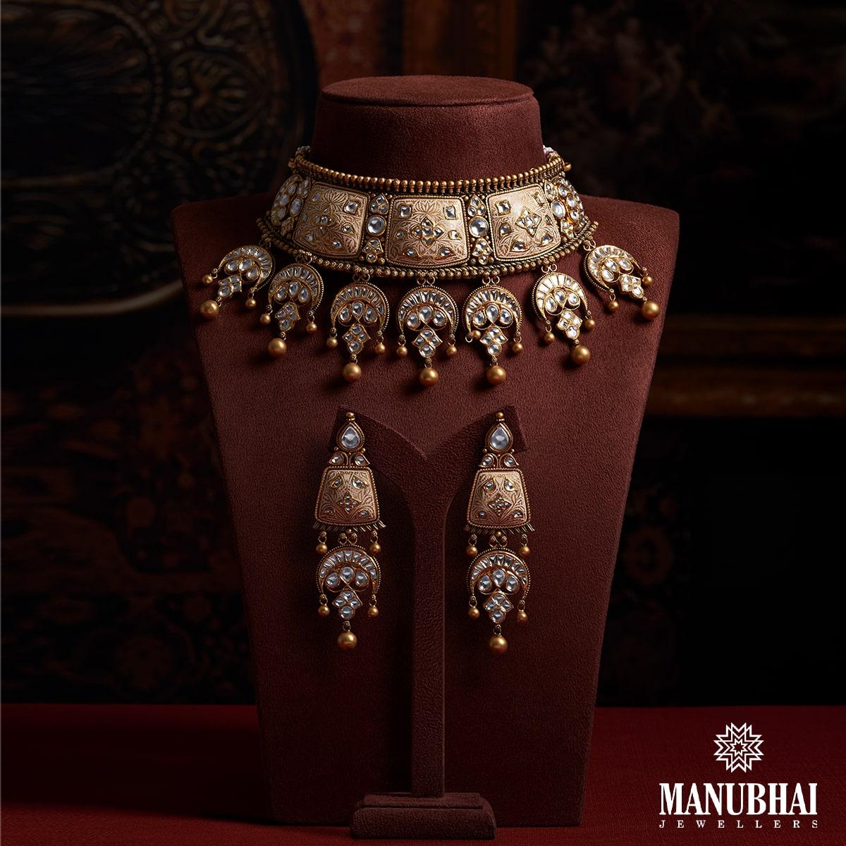 Wedding Bridal Gold Jewellery Set with Price   Buy Bridal Diamond ...