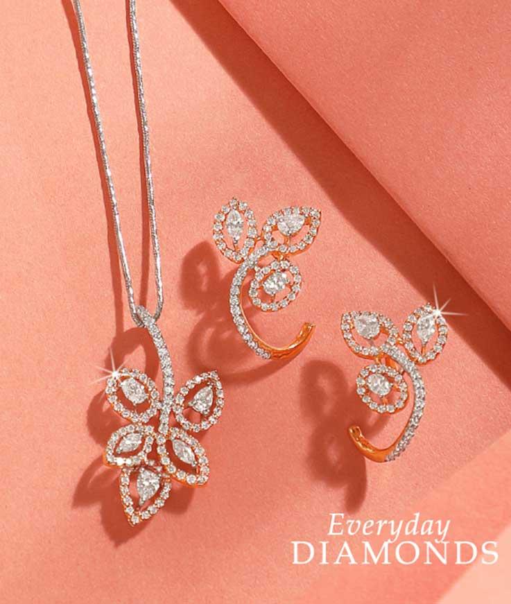 6228c034d Everyday Diamonds - Fine Diamond Jewellery to Create Stunning Looks
