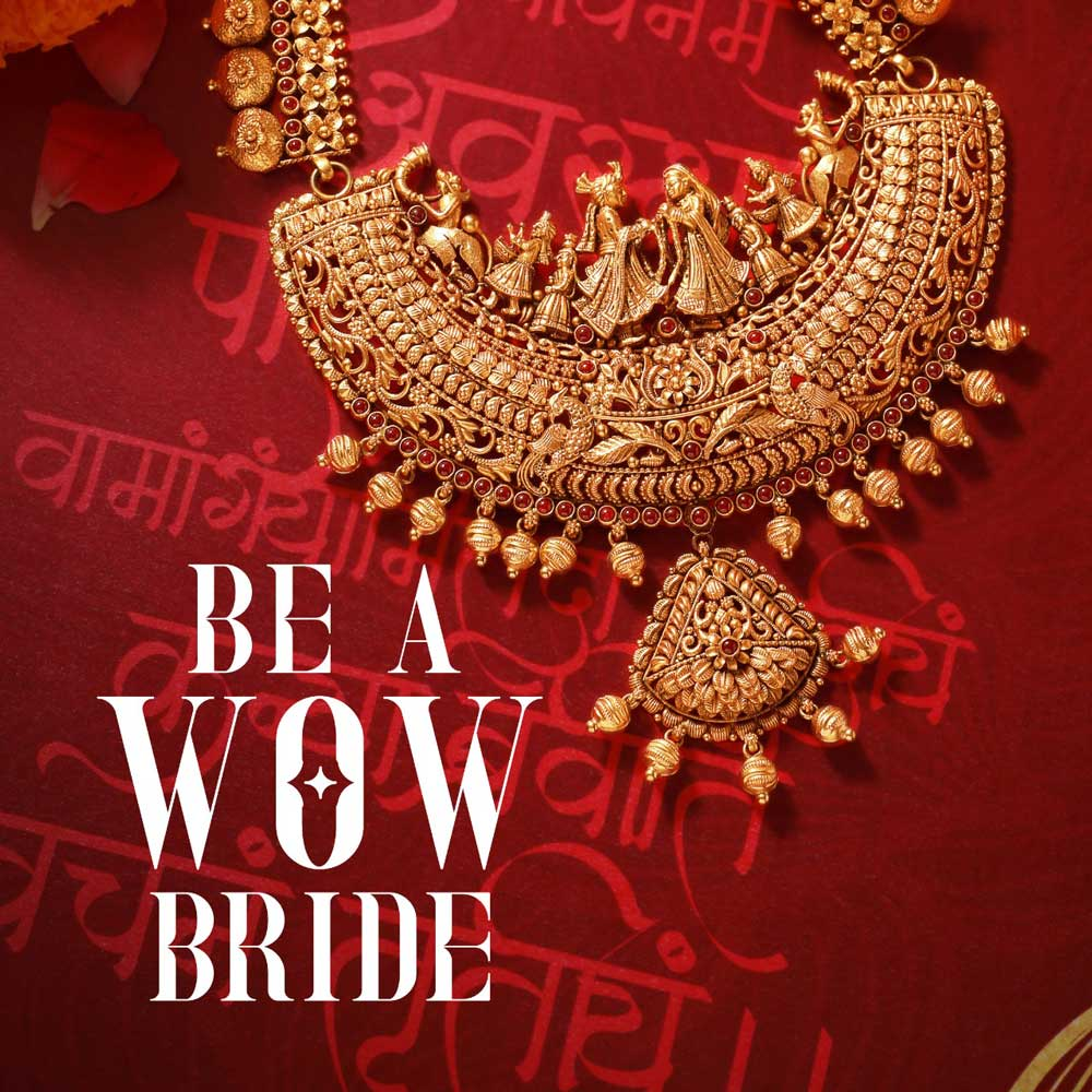 Be a wow bride collection